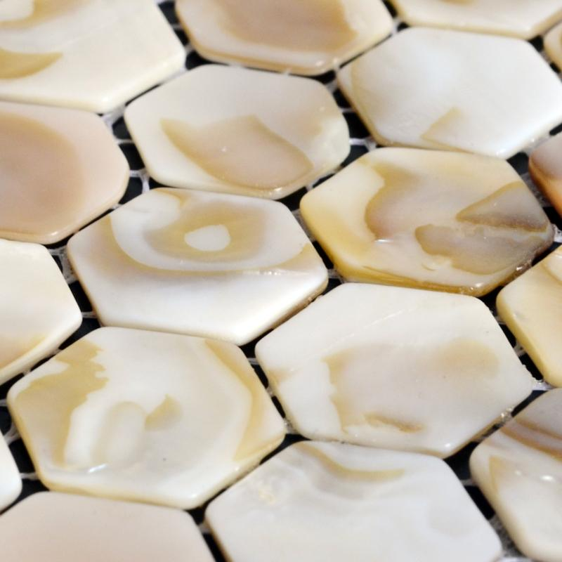 mother of pearl bathroom tiles ST064-1