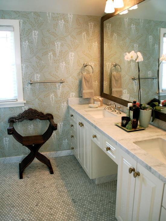 bathroom floor tile ST064-S2