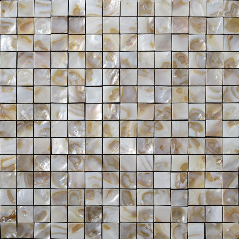 Natural Seashell Mosaic Tiles ST063 2