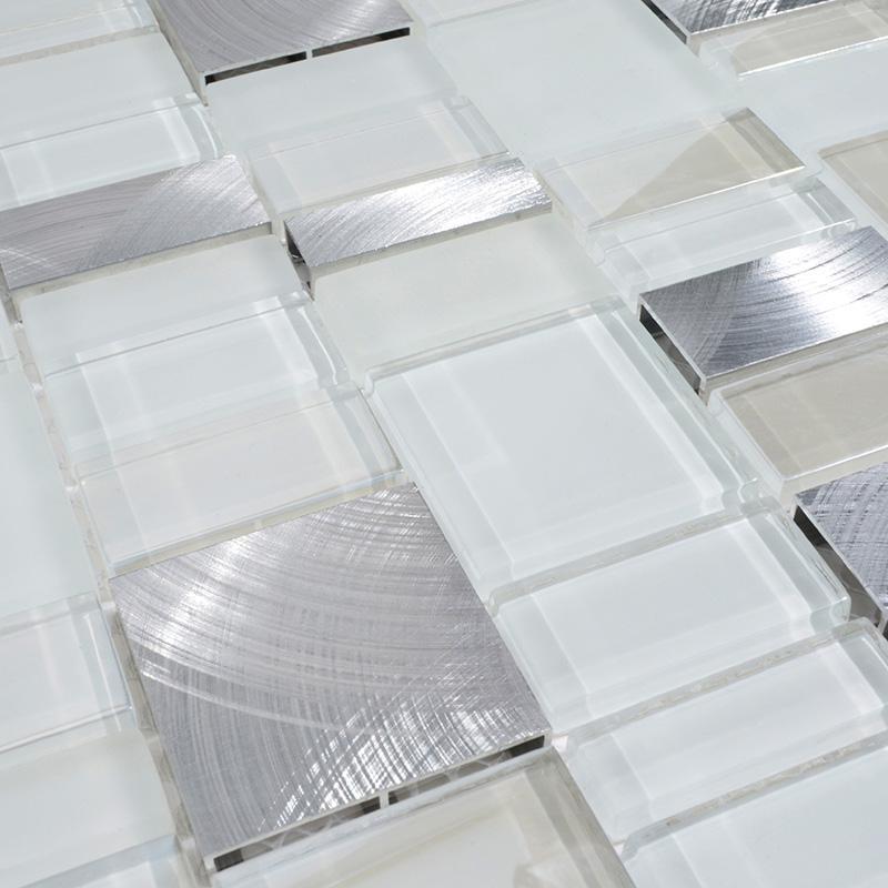 Crystal Glass Mosaic Tile Designs Mg007 1