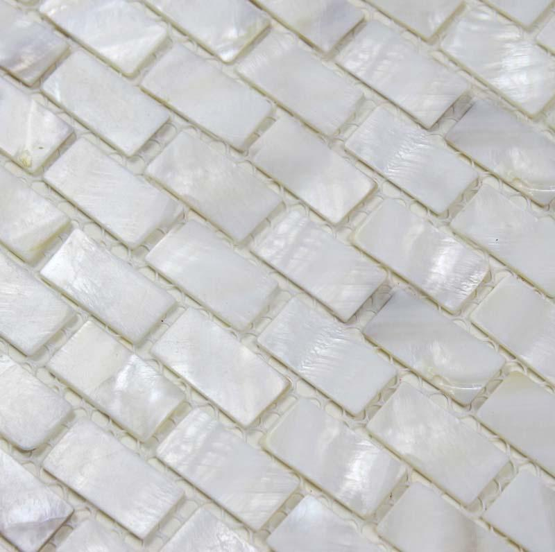 mother of pearl tile builder elements meterial bk031