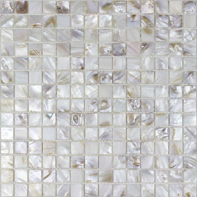 mother of pearl mosaic tiles pearl shell tile backsplash