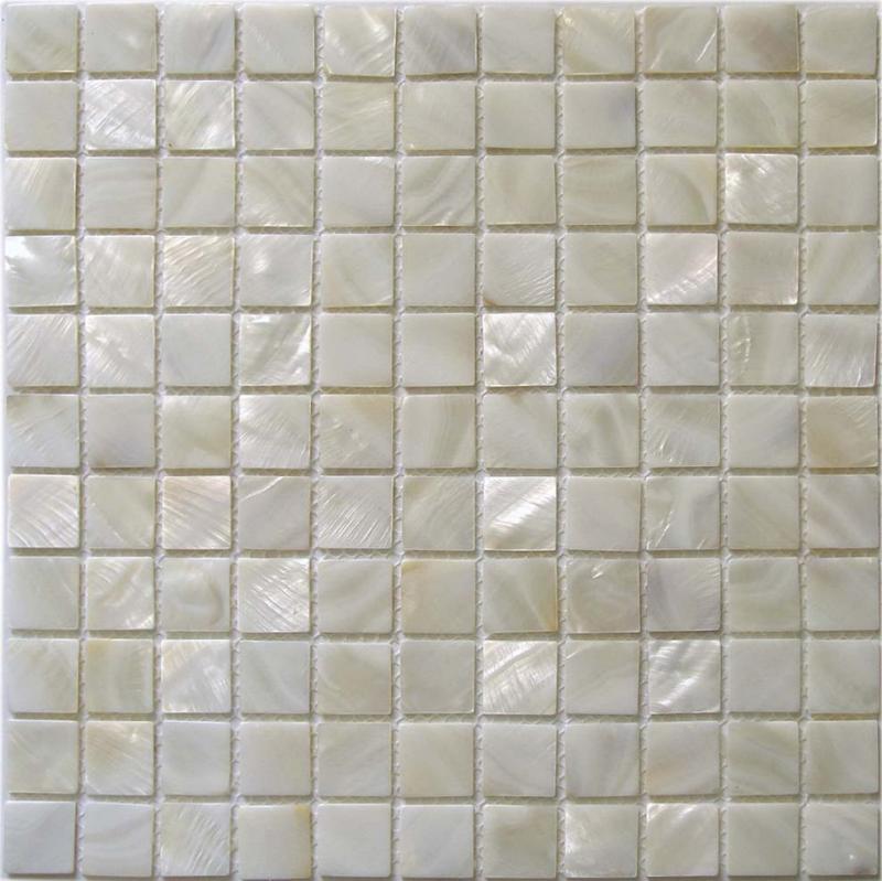 Mother Of Pearl Tile Backsplash Wall Sticker Shell Mosaic Tile Sw00201