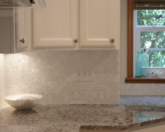 Mother Of Pearl Kitchen Backsplash Tiles WB 023 S2