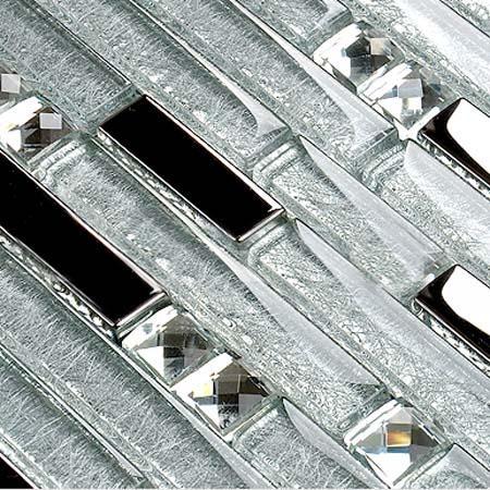 kitchen backsplash glass tile yg0011