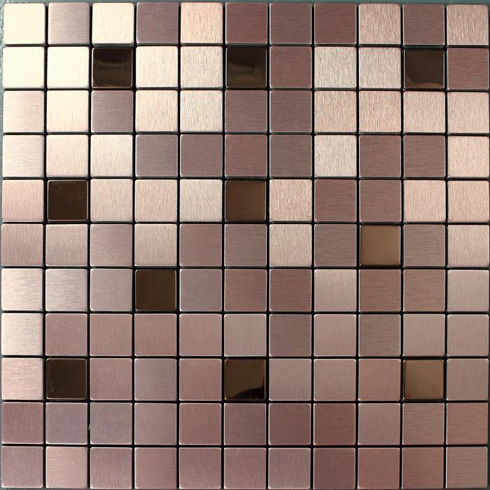 stainless steel tile backsplash 9103-2