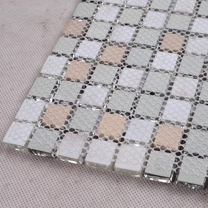 Glass And Metal Mosaic Tiles Ks33 4