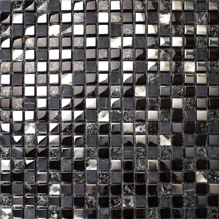 glass marble crystal mosaic tiles KS66B-2