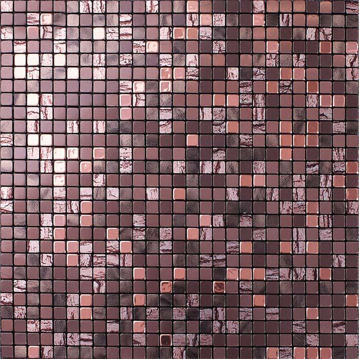 metallic mosaic tiles aluminum wall panels metal