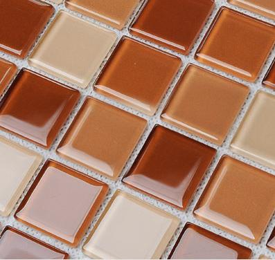 glass mosaic swimming pool tiles HP91-1