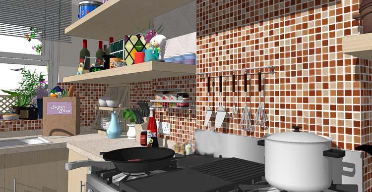 glass mosaic backsplash kitchen tile HP91-S2