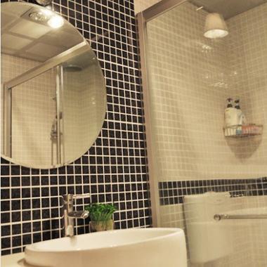 porcelain tile backsplash glazed ceramic mosaic flooring design HB-660