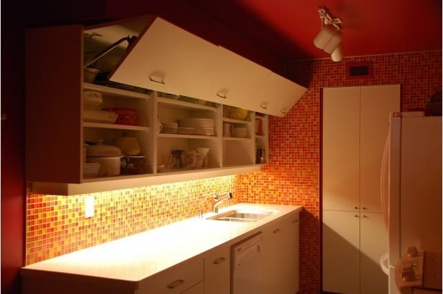 glass mosaice tile for kitchen wall stickers AH303-S2