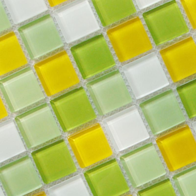 details of the glass mosiace tiles 10020-1