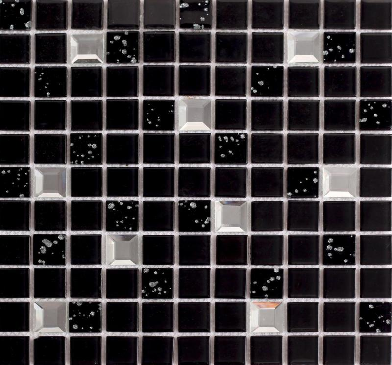 glass mosaic tiles kitchen backsplash tile bathroom wall ...