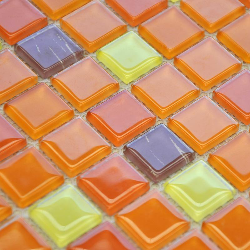 crystal glass mosaic tiles TJ2001-1