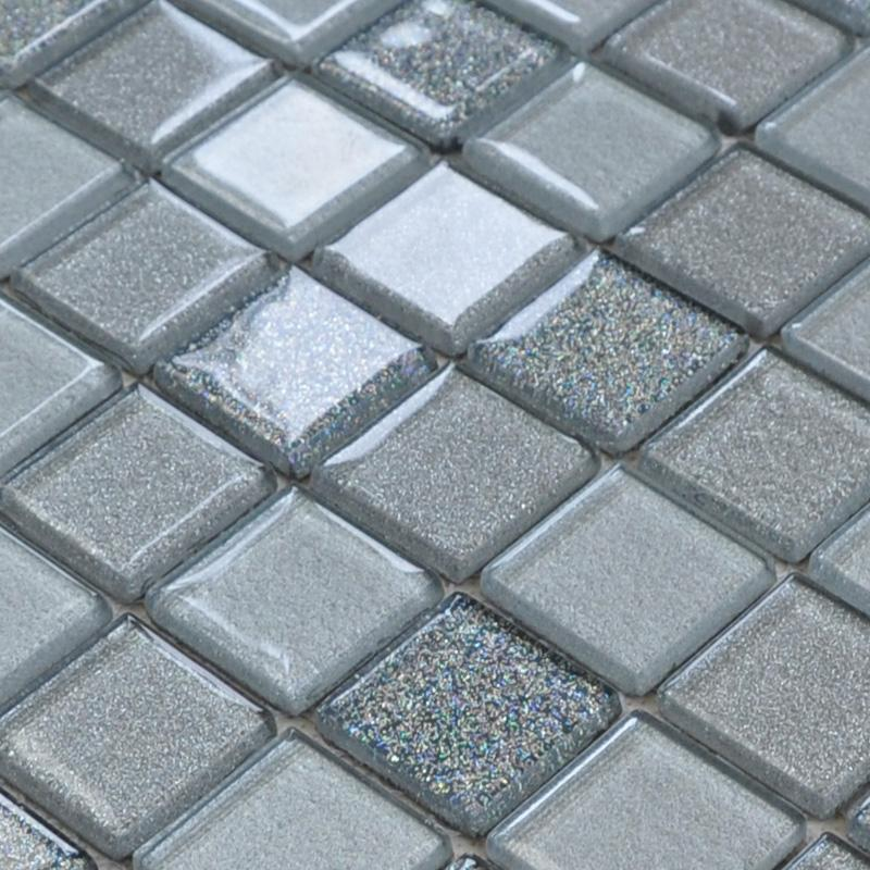 glass mosaic tiles kitchen backsplash bathroom wall stickers YX001