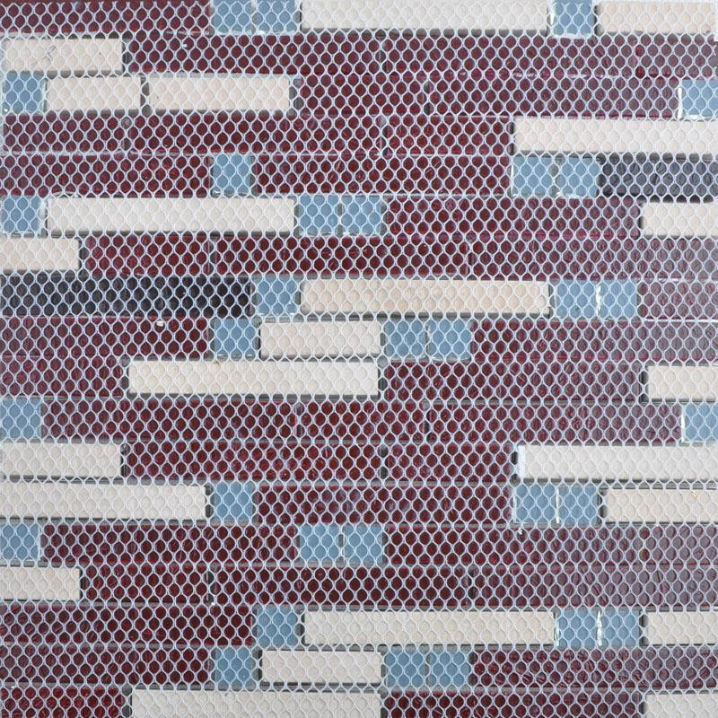 mesh of the interlocking tiles T004-5