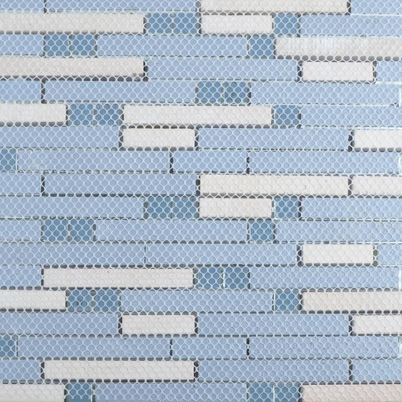 mesh of the interlocking tiles T005-5