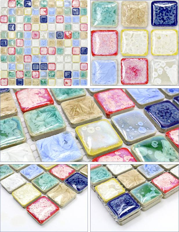 Kitchen Porcelain Tile Ceramic Mosaic Stickers Gm03 3