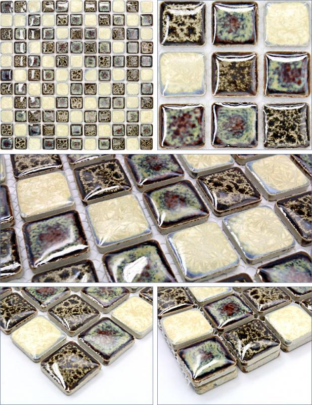 Ceramic Mosaic Tile Backsplash Gm016 2