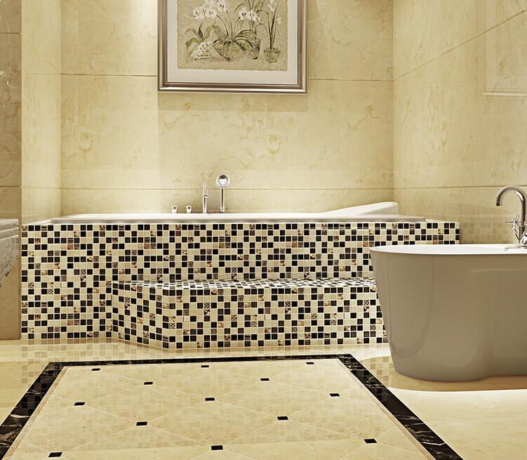 ceramic glass tile backsplash kitchen crystal glass mosaic