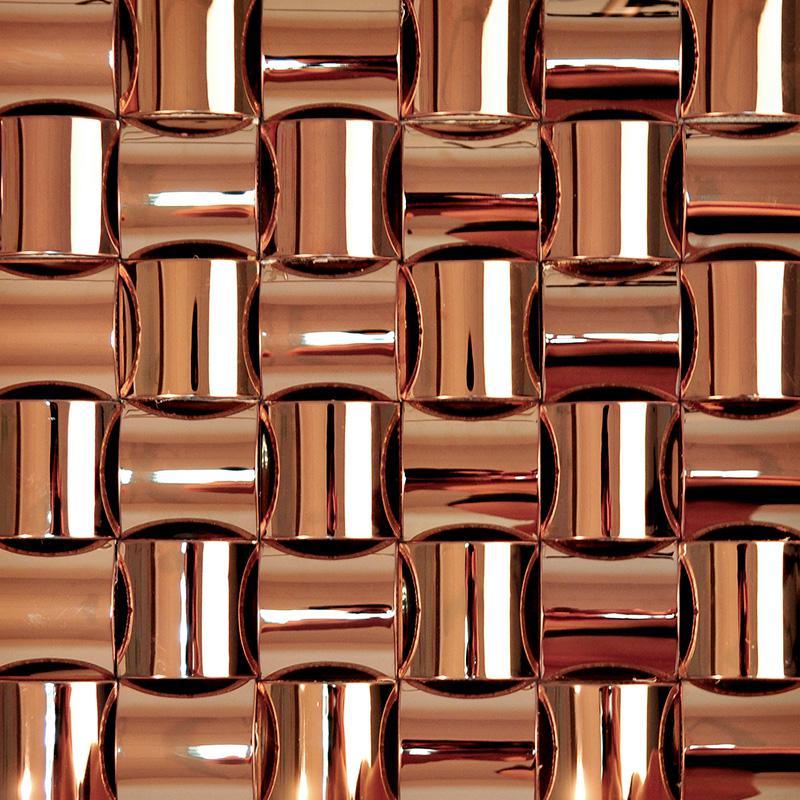 metallic mosaic tile BXG103