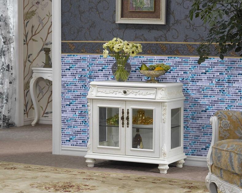 stone glass mosaic tile bathroom tilesN008-S5
