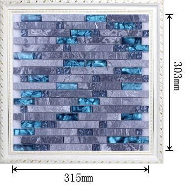 stone glass mosaic tile n008-size